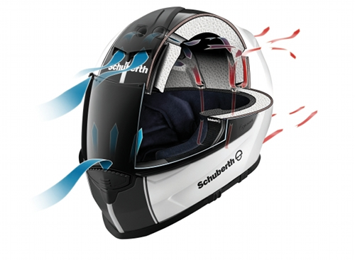 casque schuberth s2 savoir faire et exigences asso scooter. Black Bedroom Furniture Sets. Home Design Ideas