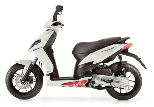 aprilia sporticity one 2010 125cc caract ristiques techniques asso scooter. Black Bedroom Furniture Sets. Home Design Ideas