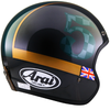 ARAI Freeway Classic Union Black : casque néo-rétro
