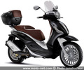 Piaggio Beverly : pack GT pour 1 €