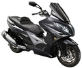 Kymco Xciting 400 i : caractéristiques techniques