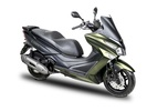 Kymco X-Town black/kaki : collector - 250 exemplaires uniquement