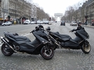 Yamaha T-Max 530 Abs : préparations by Patrick Pons
