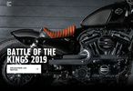 Harley-Davidson : Battle of the Kings, votes ouverts