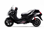 LEMev Stream : scooter électrique 100% made in Spain