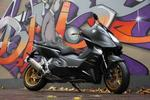 Bobillot Motors : Bmw C 600 Black Steel Edition