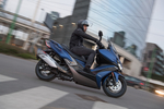 Kymco Xciting S400 2018 : performance au rendez-vous