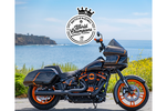 Battle of the Kings 2019 : FXGTS Coast Glide, USA, de Laidlaw's Harley-Davidson
