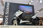 Eicma 2014 Yamaha : T-Max Iron Max, 01Gen, Tricity et X-Max full options, Bw's, Majesty S