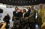 Eicma 2014 Matchless : Model X Reloaded