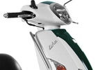 Kymco Like LX : offre d'été nickel chrome