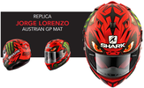 Shark Race-R Pro : Replica Lorenzo Austrian GP