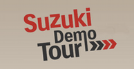 Suzuki Demo Tour : plus que huit dates