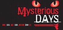 15 - 18 juin : mysterious days by Sym