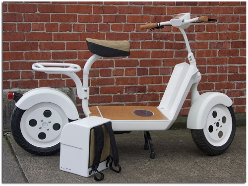 Scooter Fido