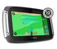 Tomtom Rider 410 : Great Rides Edition, special deux roues